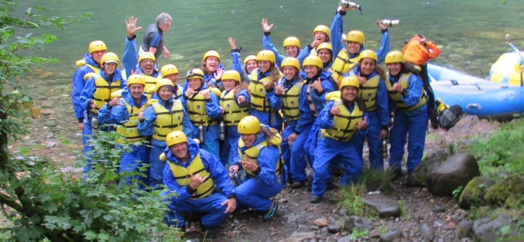 North Umpqua Outfitters Whitewater Rafting On Oregon S