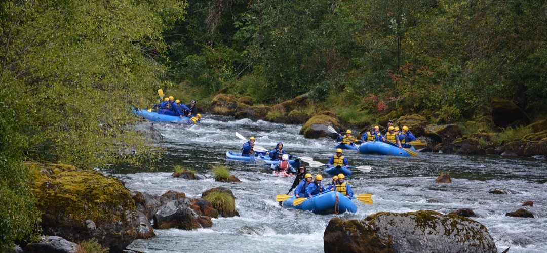 Rafting & Inflatable Kayaking Adventures