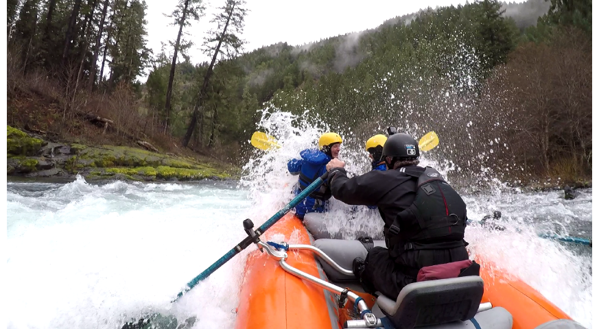 The local whitewater rafting & inflatable kayak guide service U.S.F.S. permit holder since 1992