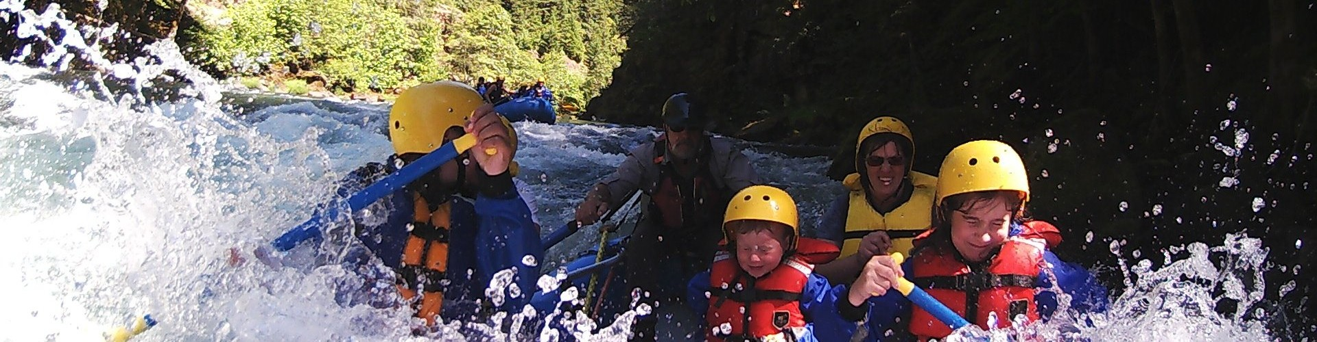 Family fun At North Umpqua Outfitters